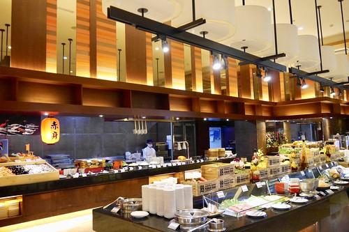 福容大飯店 田園咖啡廳自助餐