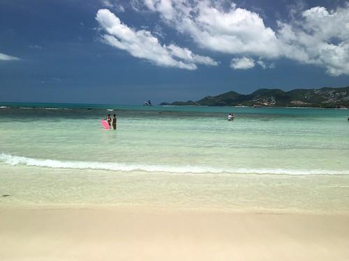 今日のサムイ島 8月19日お天気続いています!