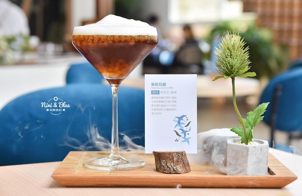台中不限時咖啡 kafeD德勒斯登河岸咖啡館 menu菜單31