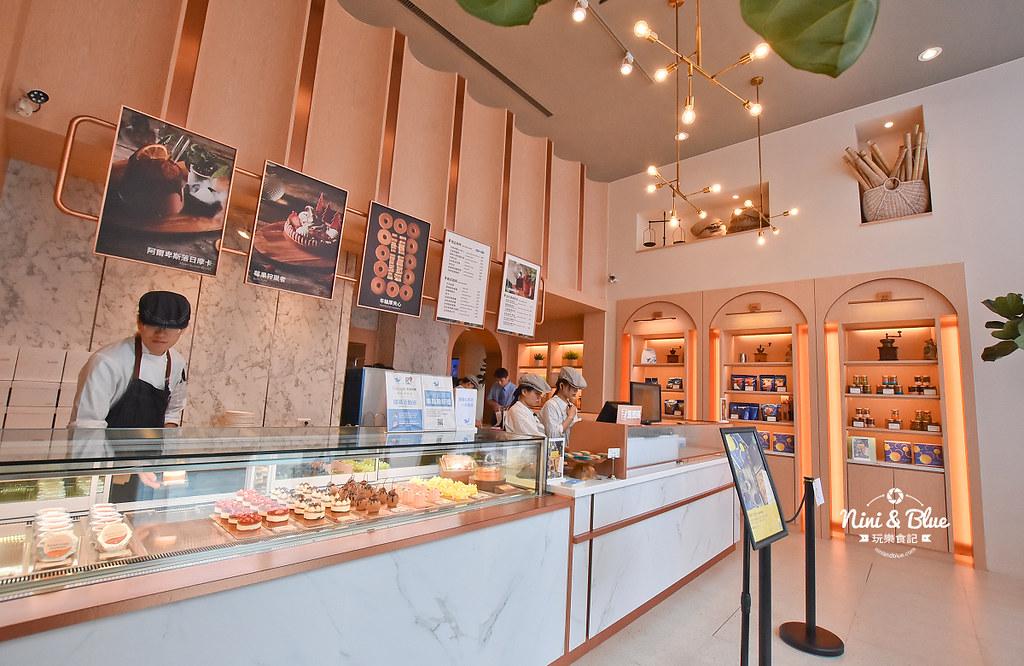 台中不限時咖啡 kafeD德勒斯登河岸咖啡館 menu菜單03