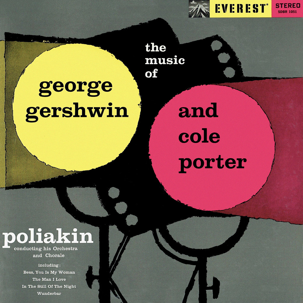 Raoul Poliakin - The Music of George Gershwin and Cole Porter