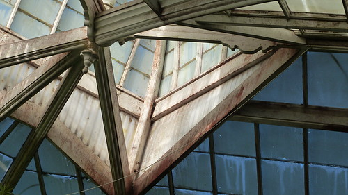 A17997 / abstraction at the conservatory