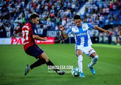 CD. Leganés (0-1) Osasuna