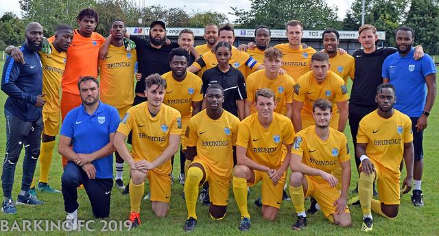 Marlow FC v Barking FC - Saturday August 17th 2019