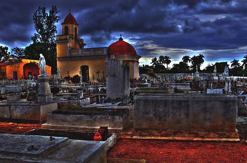 Cementerio Viejo de Trinidad  , Cuba