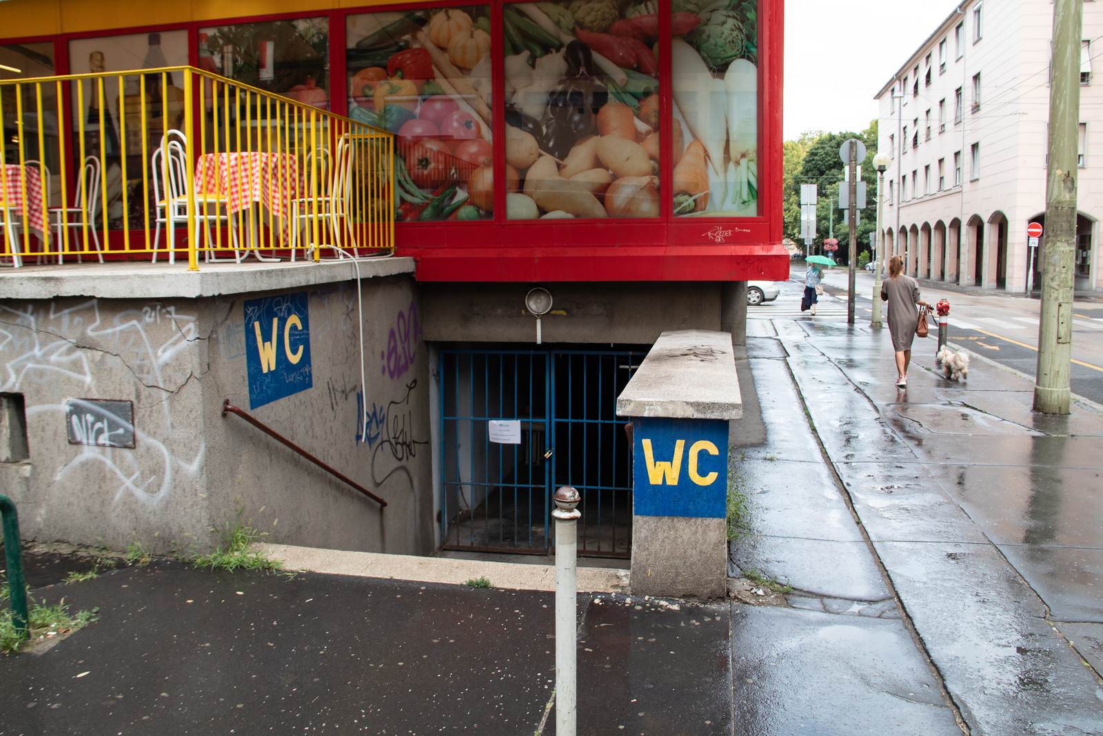 Egyetlen működő nyilvános vécé sincs a városban
