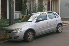 2003 Holden Barina XC CD