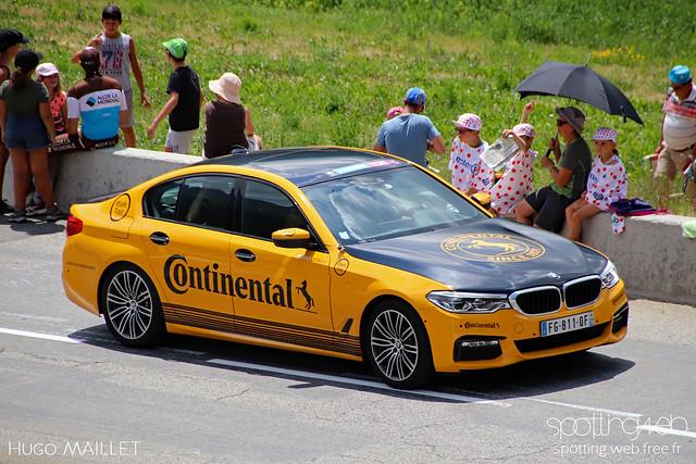 Continental   BMW Série 5