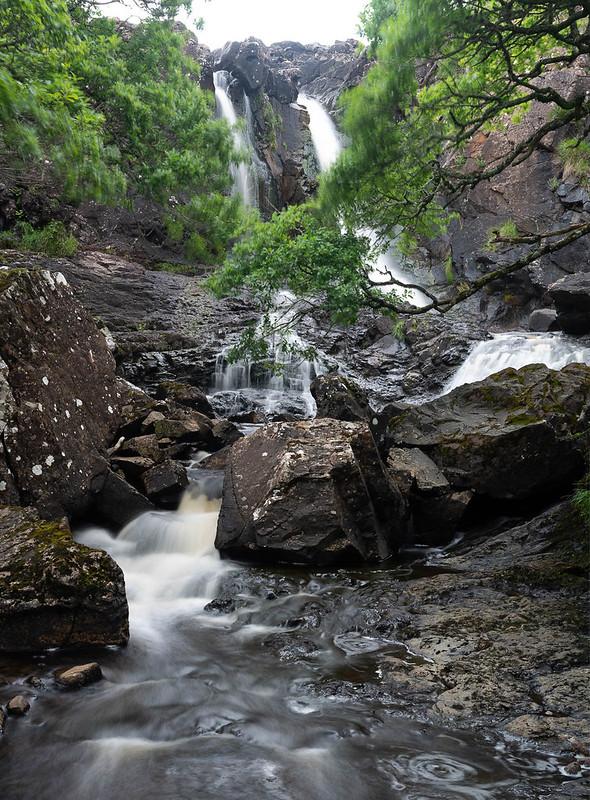 isle of Mull waterfalls