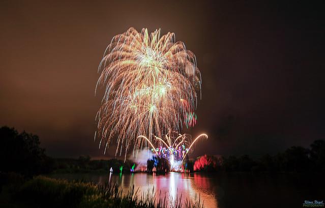 Feuerwerk / Castle Spectacle
