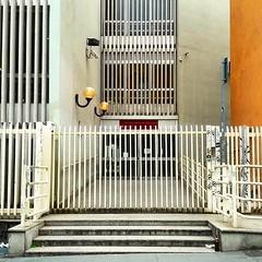 #Buongiorno Sapienza e #buonadomenica con una foto dell'Edificio di Psicologia di @bellini.daniele ・・・ Quando resti chiuso fuori casa :person_frowning:♂️ #ponte #sanlorenzo #psicologia #sapienza