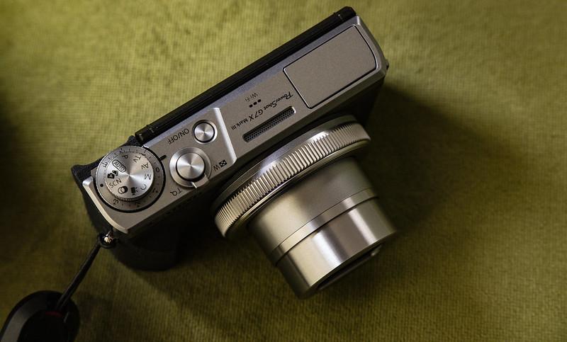 Canon GX7 MarkIII
