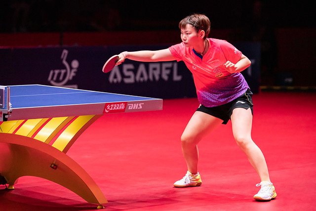 Day 4 - 2019 ITTF World Tour Asarel Bulgaria Open