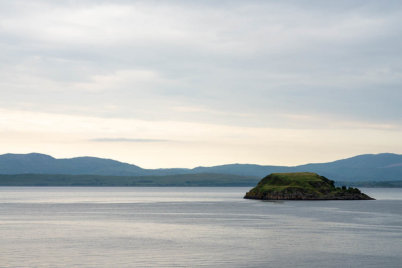 Towards Isle of Mull