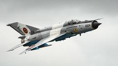 Romanian AF Mig-21 Lancer C