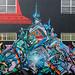 Graffiato Street Art - Taupo