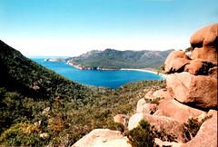 Wineglass Bay - Tasmania Australia