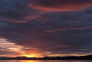 Cowal-Sunset