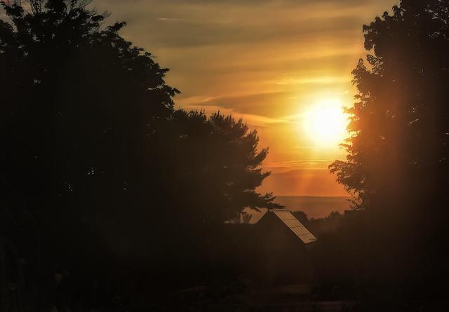 Softly As In The Mornin' Sunrise!