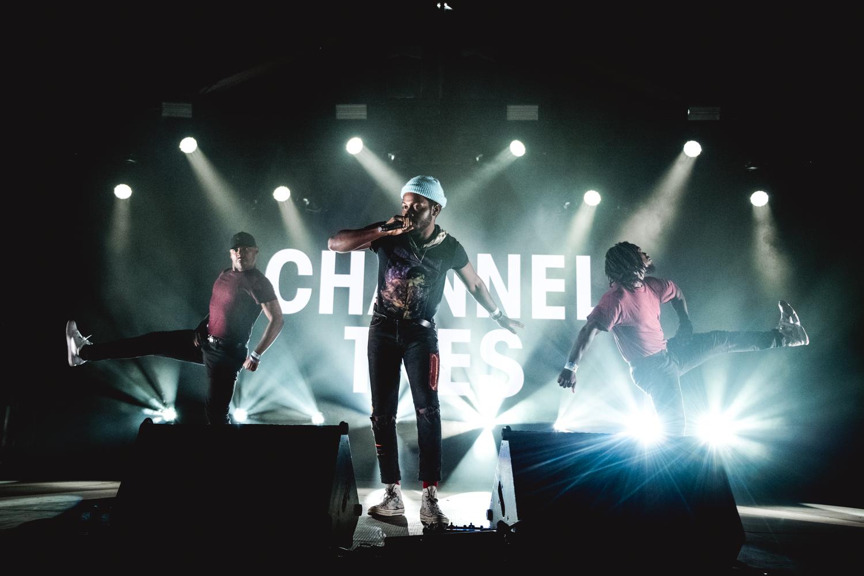 Channel Tres @ Pukkelpop 2019 (Sanne Gommers)