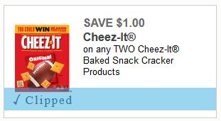 photograph about Cheez It Coupon Printable referred to as Fresh Snack Discount coupons: Conserve $1/4 Pringles and $1/2 Cheez-Its +
