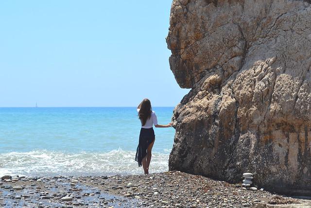 Aphrodite's Rock...