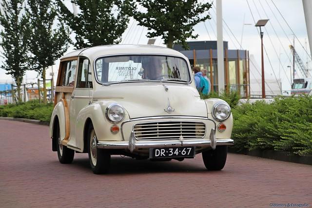 1963 Morris Minor 1000 Traveller - DR-34-67