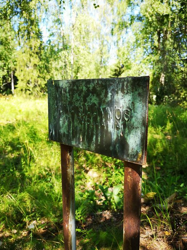 Muinaisjäännös Liinmaa