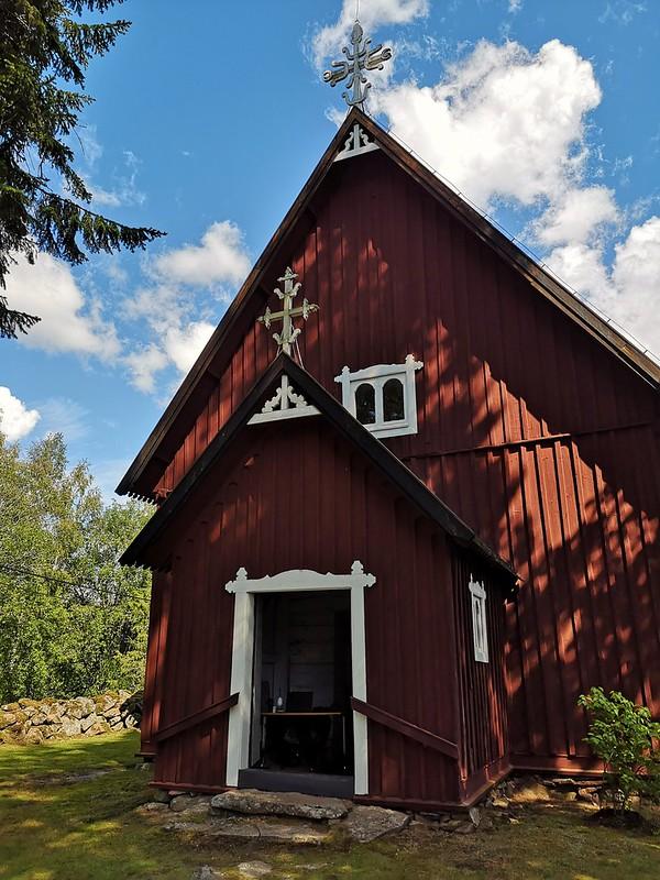 Irjanteen kirkko