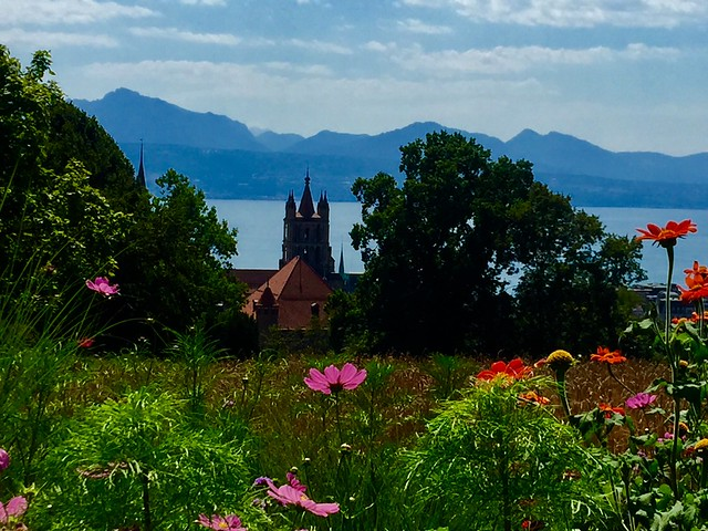 Lausanne fleurie