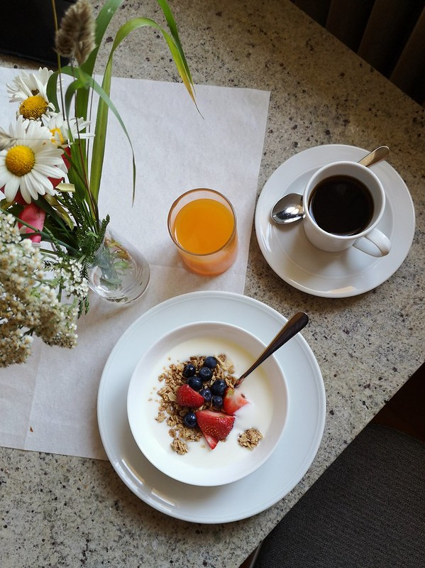 Kartanon aamiainen