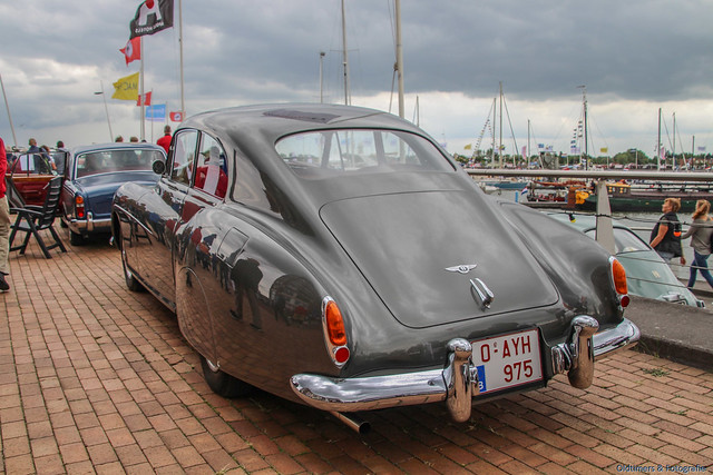 1955 Bentley Continental R Coupé