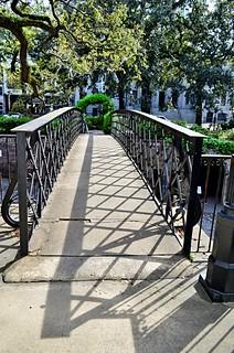 Concrete and Iron Bridge