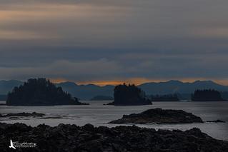 Broken Island Sunset