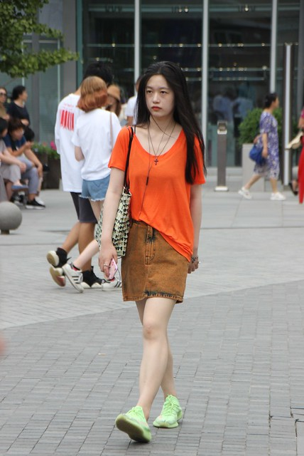 Sunday in Beijing