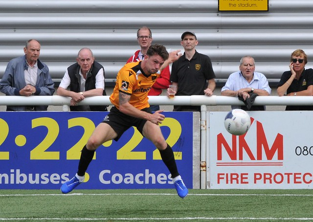 NLS: Maidstone United 1-1 Slough Town