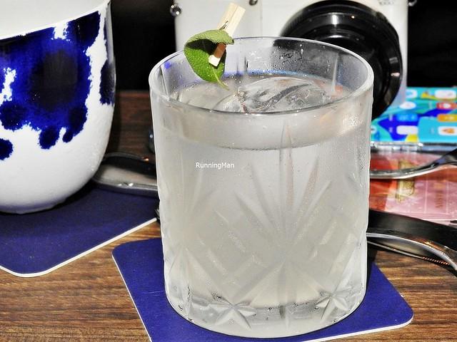 Cocktail Jin Aji