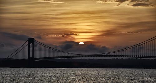 seuset verrazzano bridge brooklyn water canon 80d clouds new york