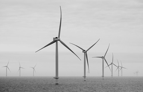off-shore windfarm | by madSec