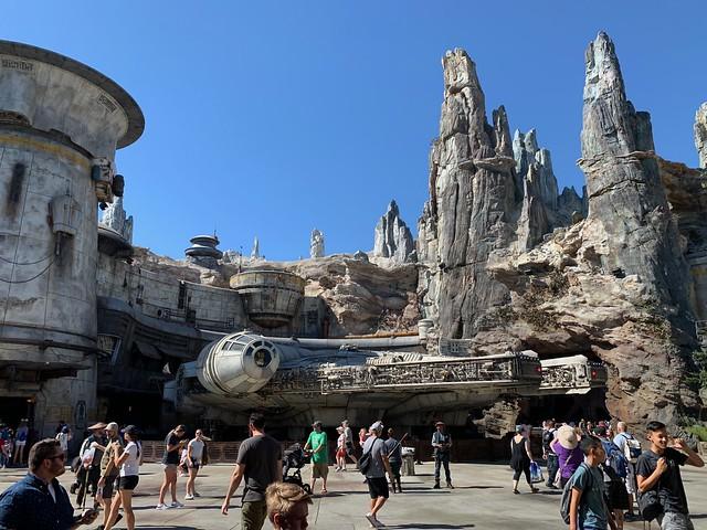 2019 Disneyland - Day 1