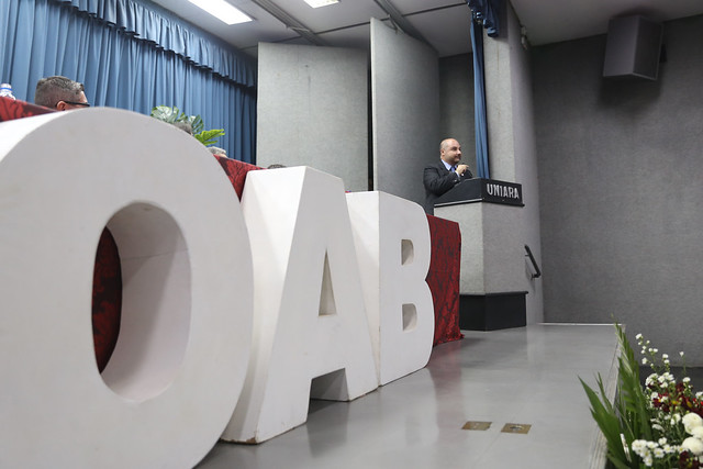 15.08.2019 - Posse de diretoria da Subseção OAB Araraquara