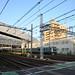 JR Keihin-tohoku Line E233 Series Train at Takizaka Crossing in 2017 September: 4