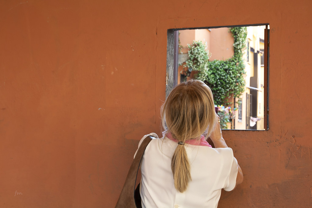 DSC_8388pf Bologna, la finestrella sul canale delle Moline