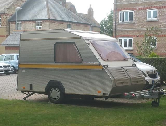My New Caravan (Only Joking!)