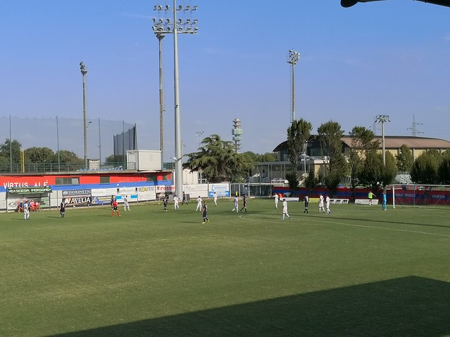 COPPA ITALIA Virtus Verona - Arzignano 2-0