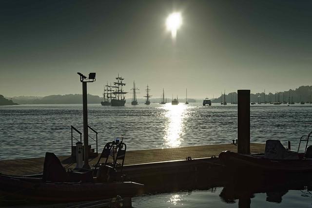 Morbihan, semaine du Golfe, 3