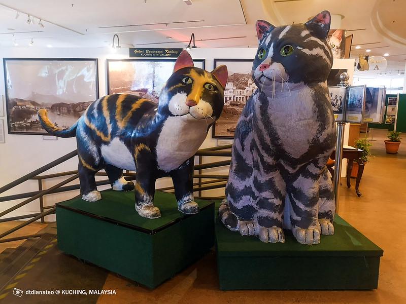 Kuching Cats Museum