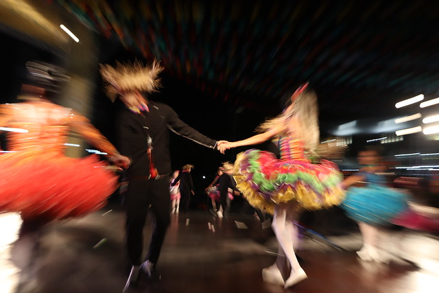 Danças 63º Festival Folclórico do Amazonas