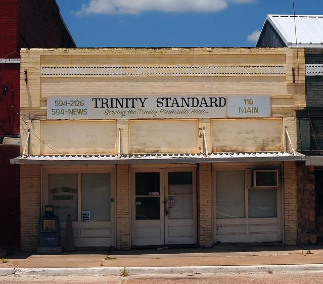 Trinity Standard - Trinity, Texas