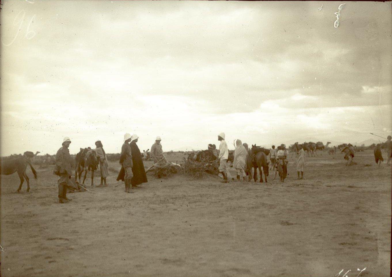 167. В сомалийской пустыне